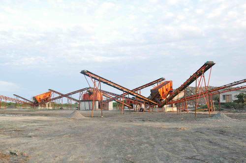 时产50-80t沙石生产线成套设备