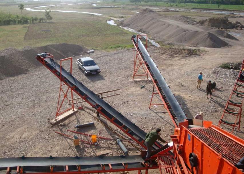 时产120-180t沙石生产线成套设备